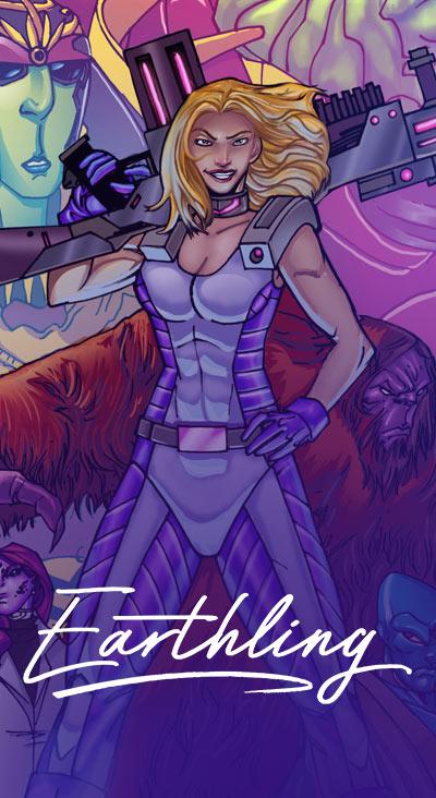 Earthling Comics