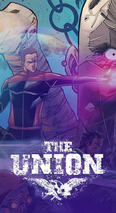The Union Comics