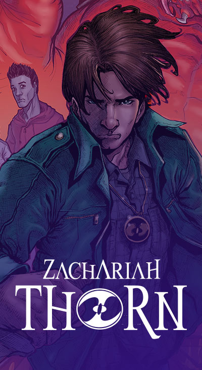 Zachariah Thorn Comics