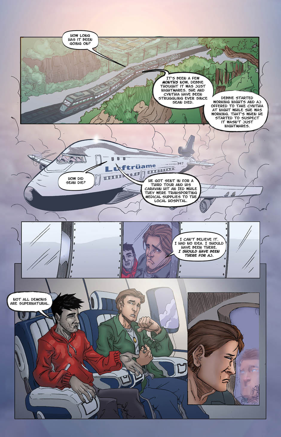 ZACHARIAH THORN BOOK 1 Page 11