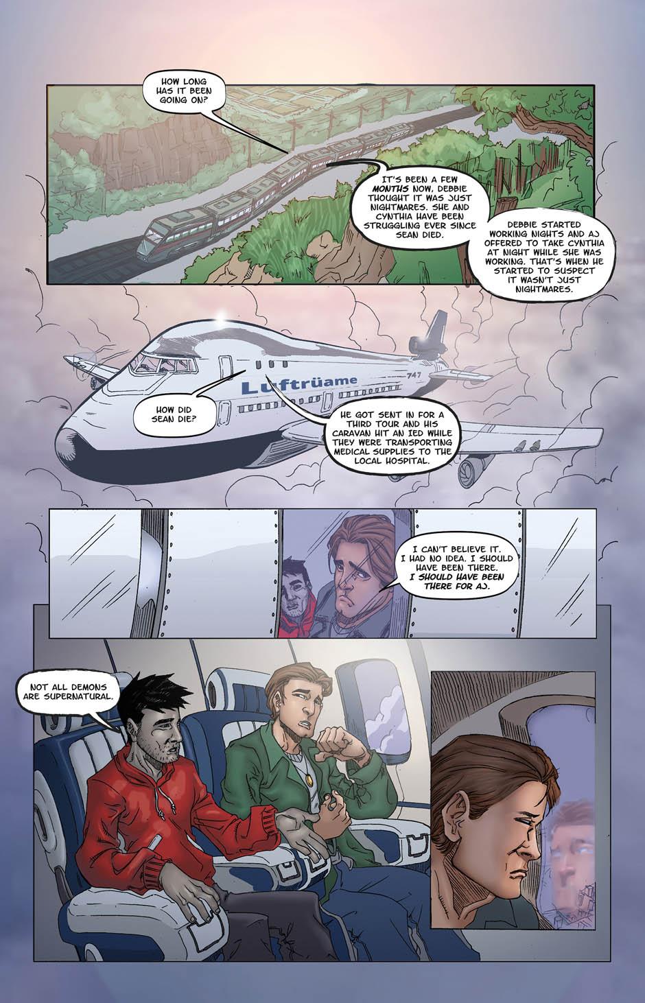 ZACHARIAH THORN BOOK 1 Page 11