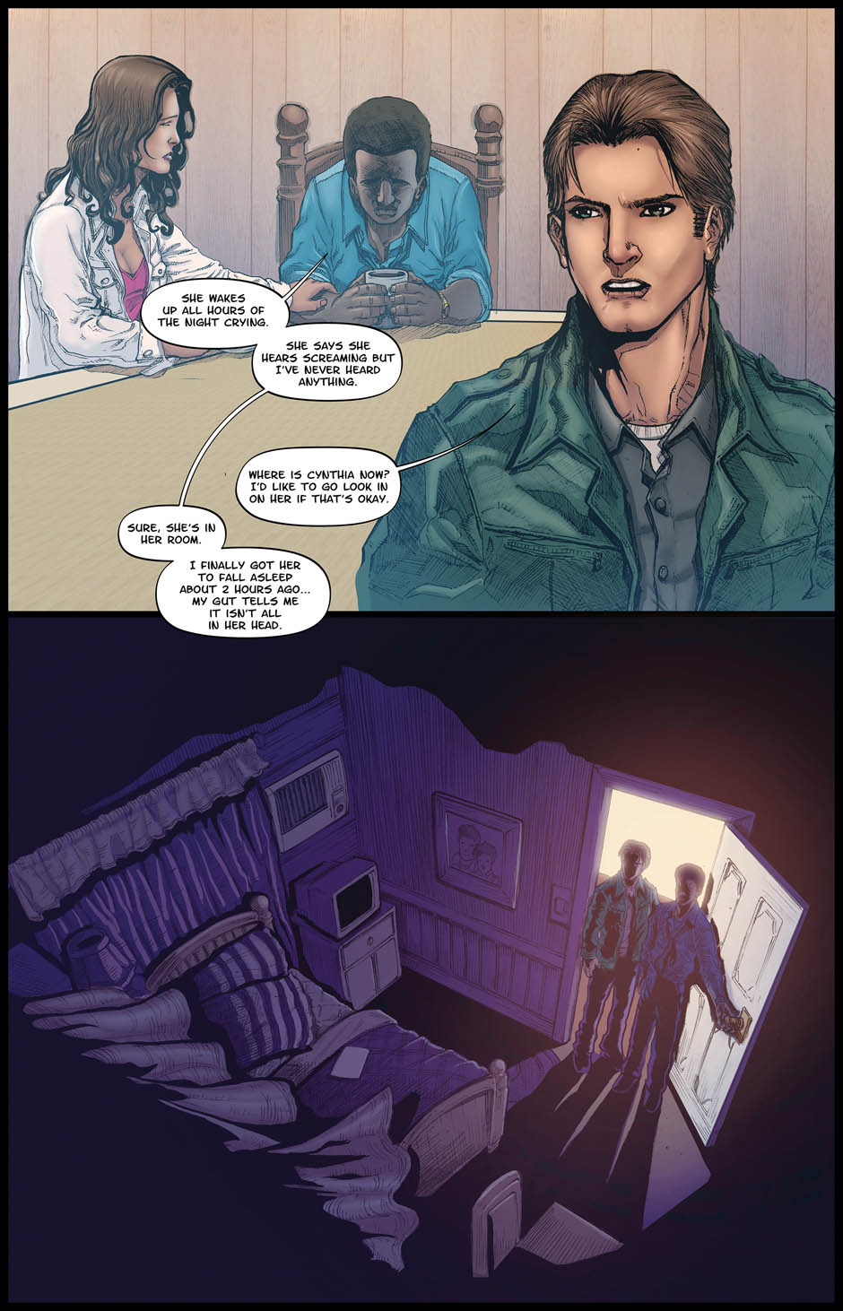 ZACHARIAH THORN BOOK 1 Page 14