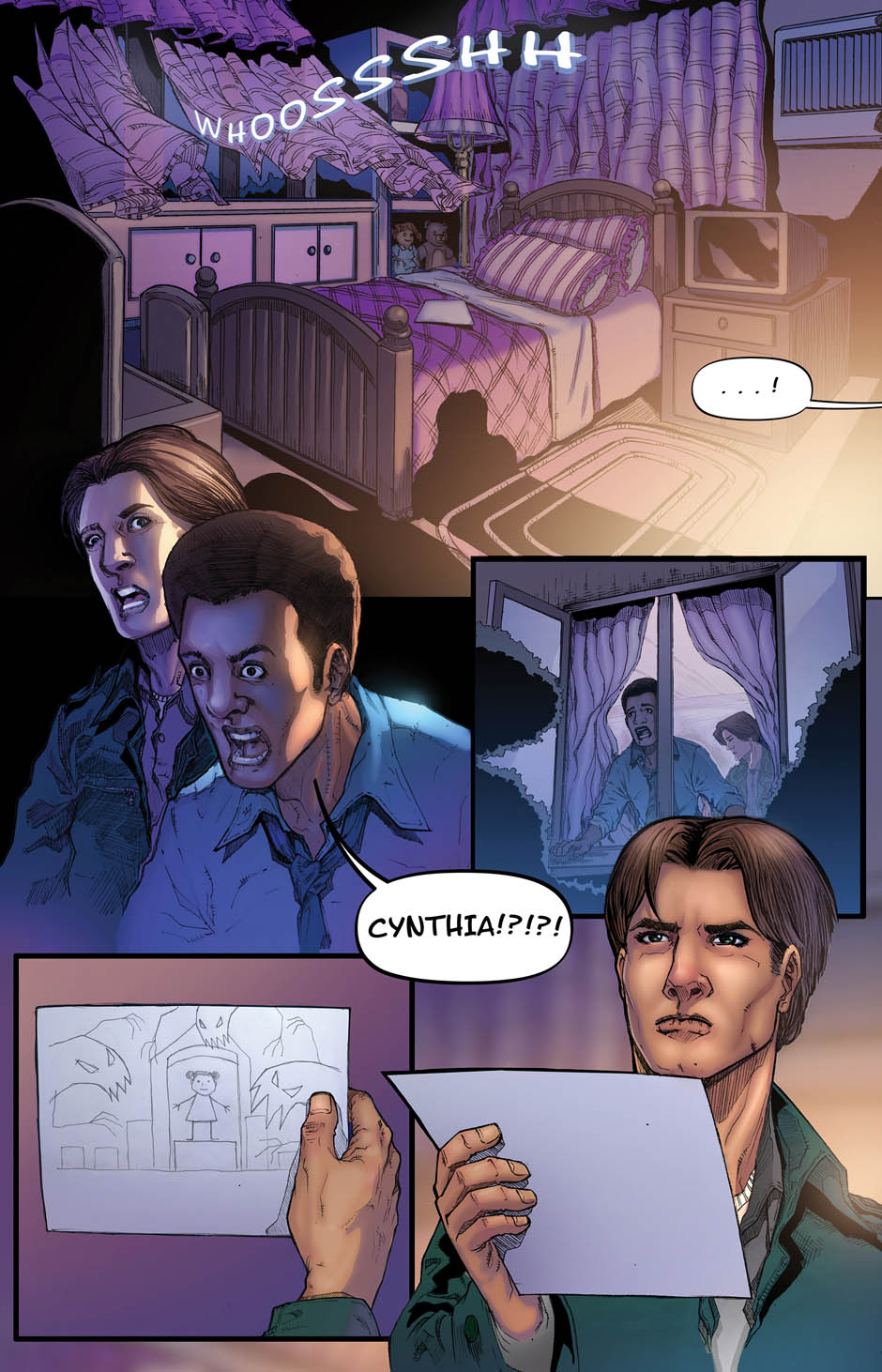 ZACHARIAH THORN BOOK 1 Page 15