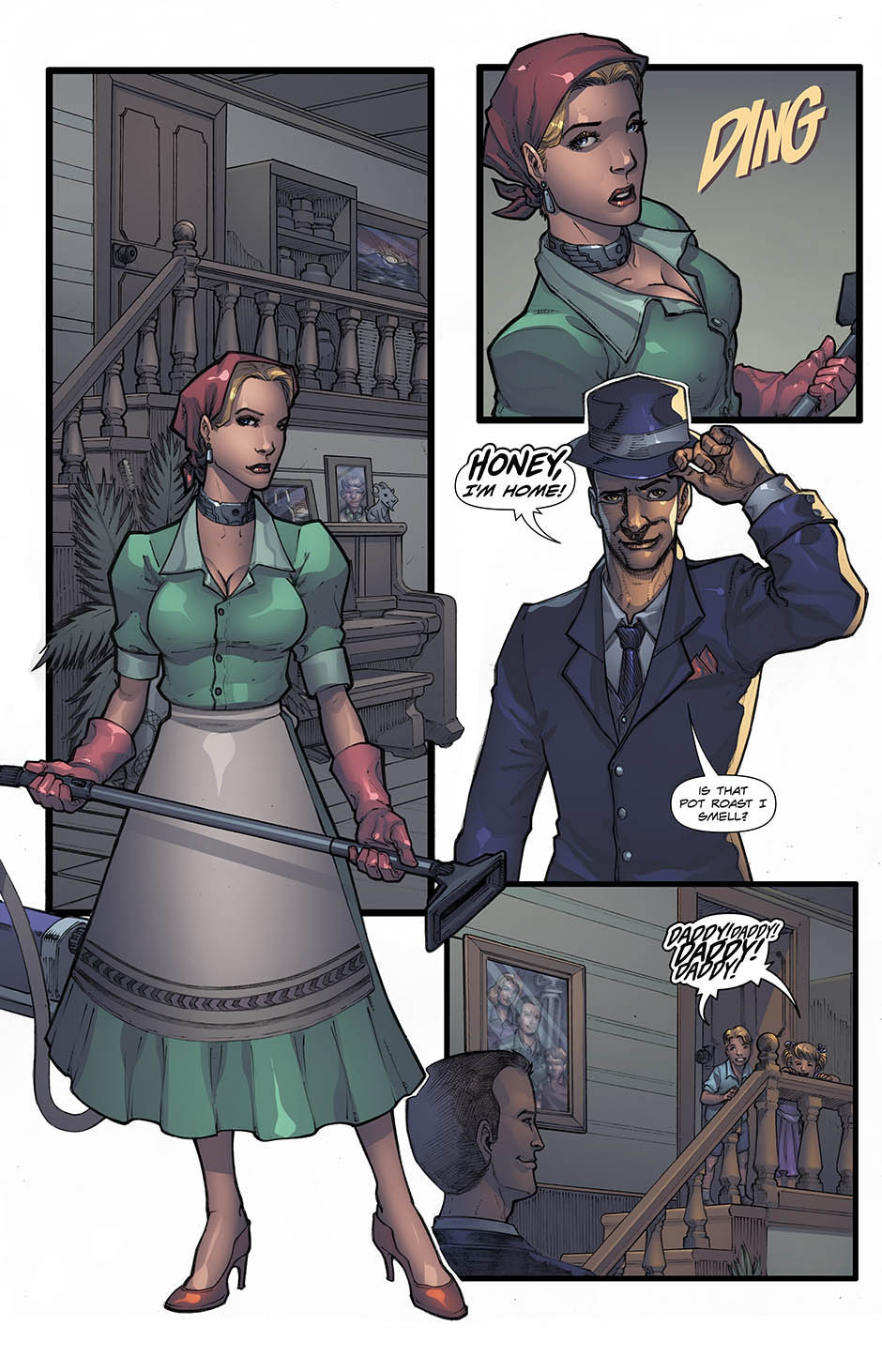 Earthling 1 Page 1